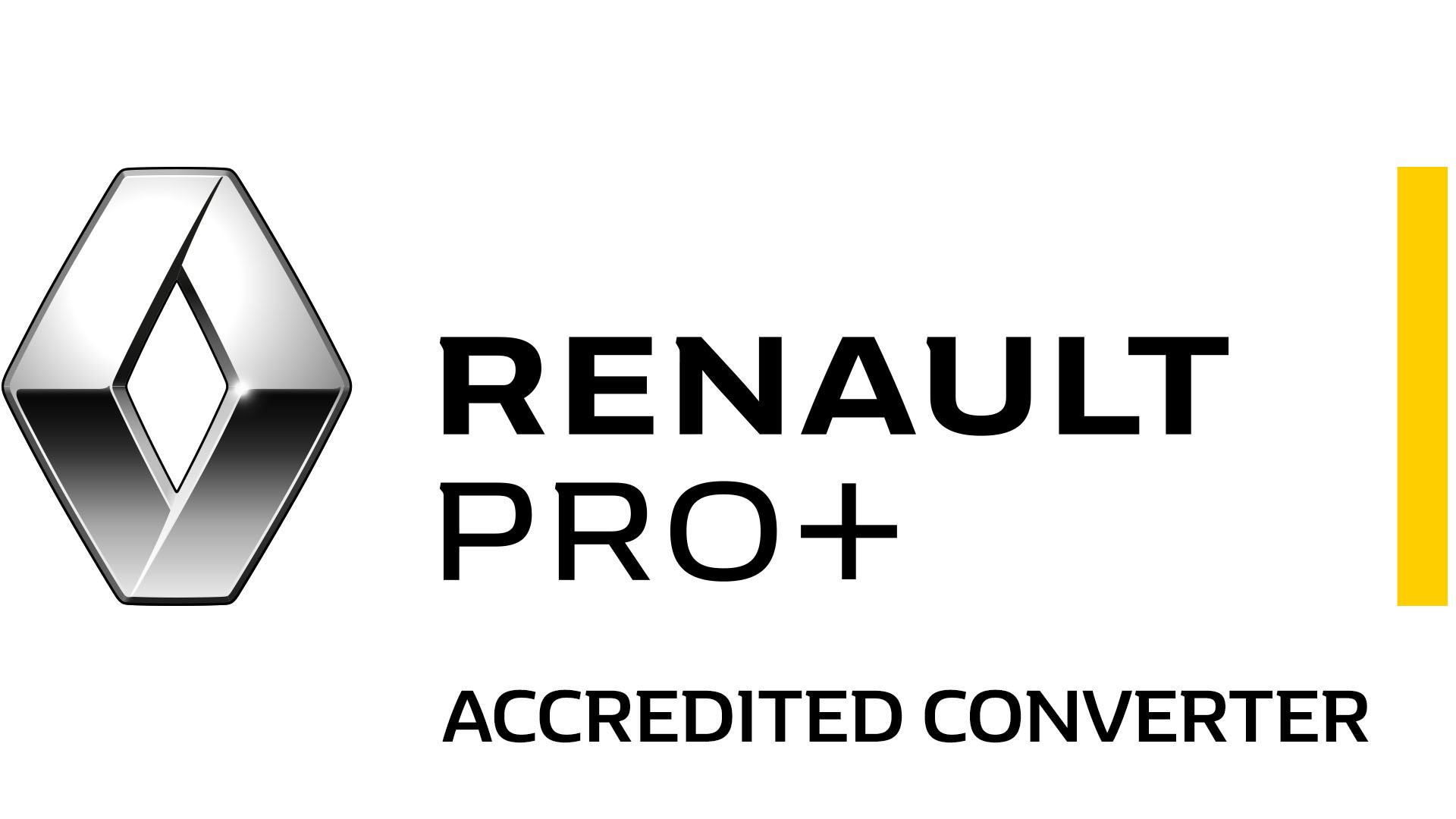 Renault accredited converter logo