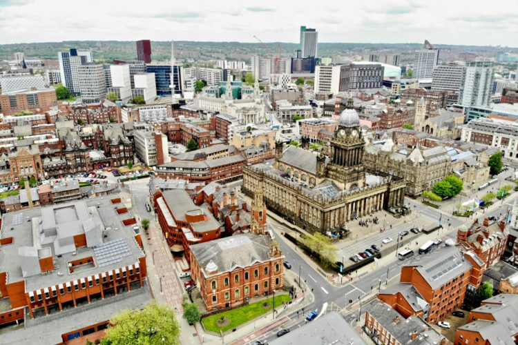 Leeds Sparks Businesses To Trial EVs