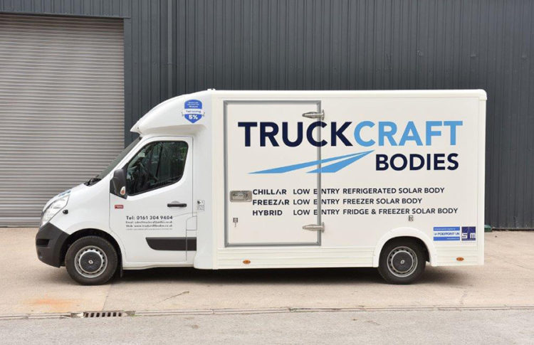 Truckcraft Shortlisted For A Host Of TCS&D Awards